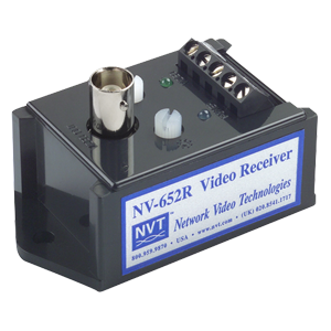 NV 652R-NV-652R Single Channel Video Active Receiver